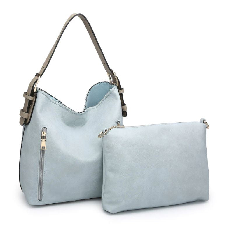 Alexa Hobo Bag 2-in-1* Powder Blue