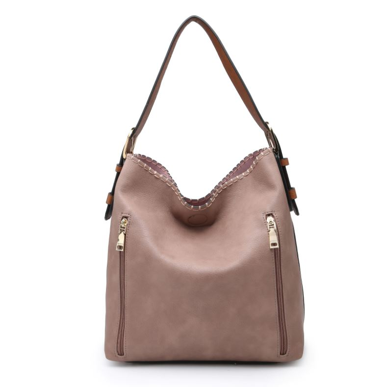 Alexa Hobo Bag 2-in-1* Rosewood