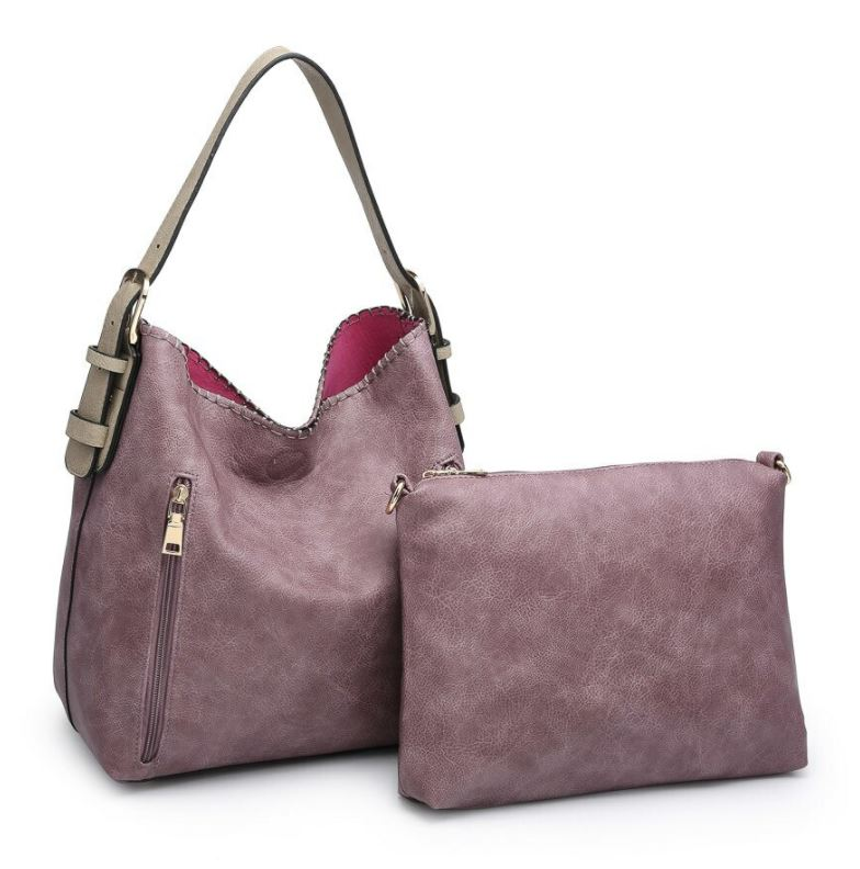 Alexa Hobo Bag 2-in-1* Violet