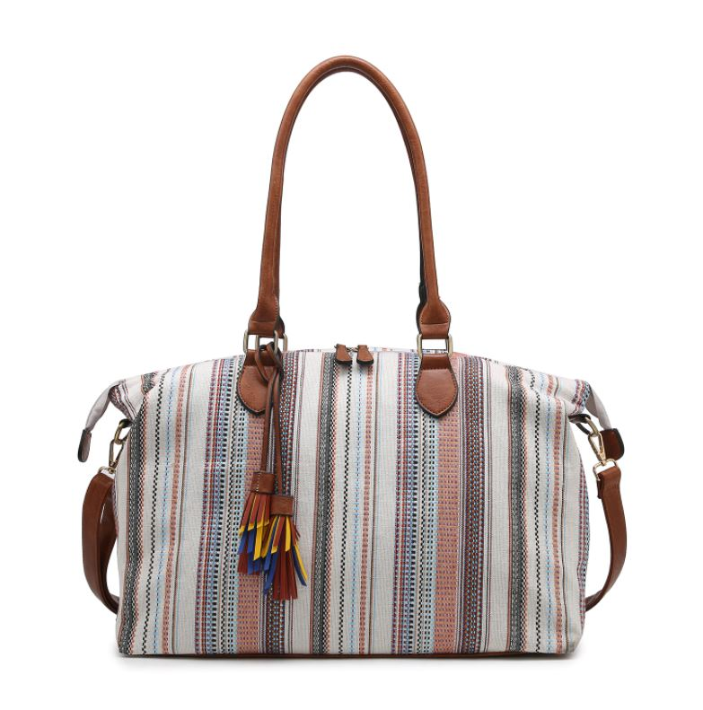 River Duffel Bag- Boho