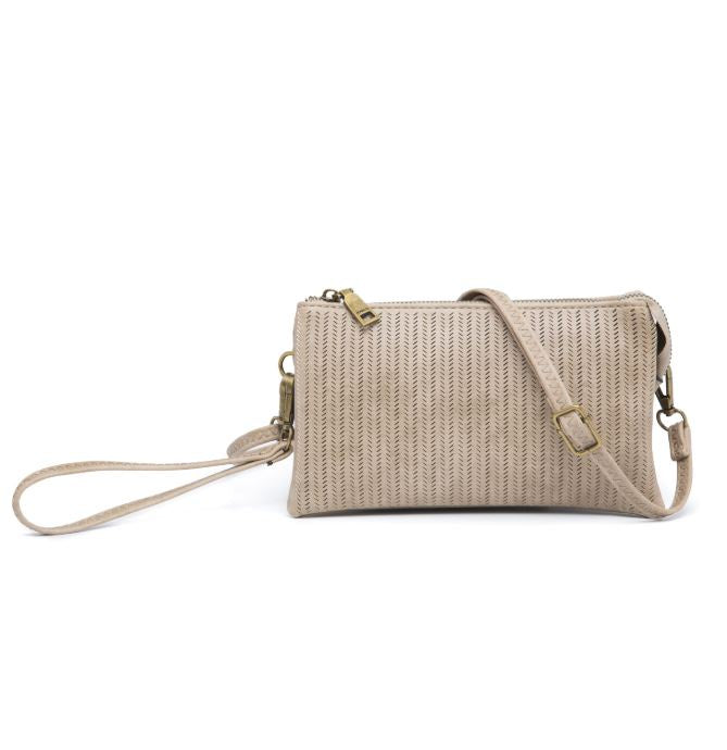 Riley Wristlet Crossbody