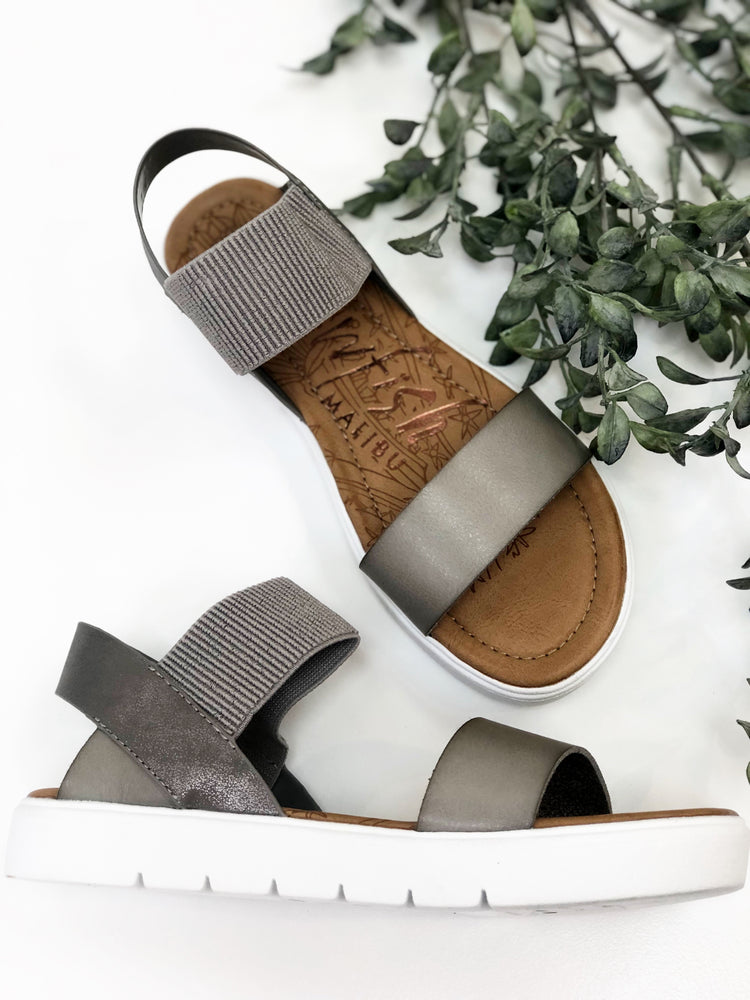 THE BOSS SANDAL