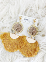 FAN ME OUT EARRING