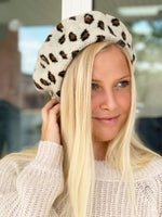 LEOPARD FRENCH BERET