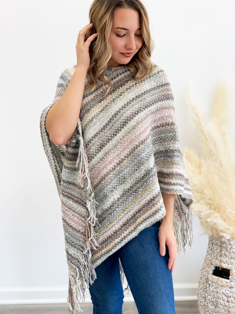 Wallflower Poncho