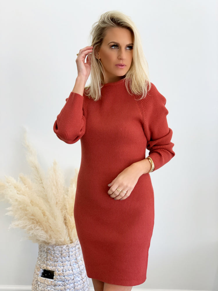 Songbird Sweater Dress