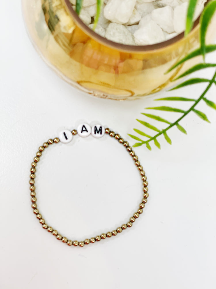 "Lana Loy ""I Am""-  Mini Bead"