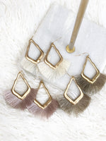 SUGAR BEAR EARRING