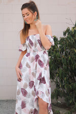 BACK TO SPRING MAXI