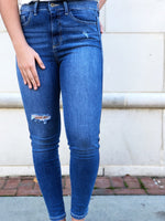 VERONICA HIGH RISE SKINNY