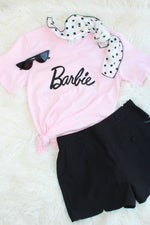 BARBIE LOGO TEE