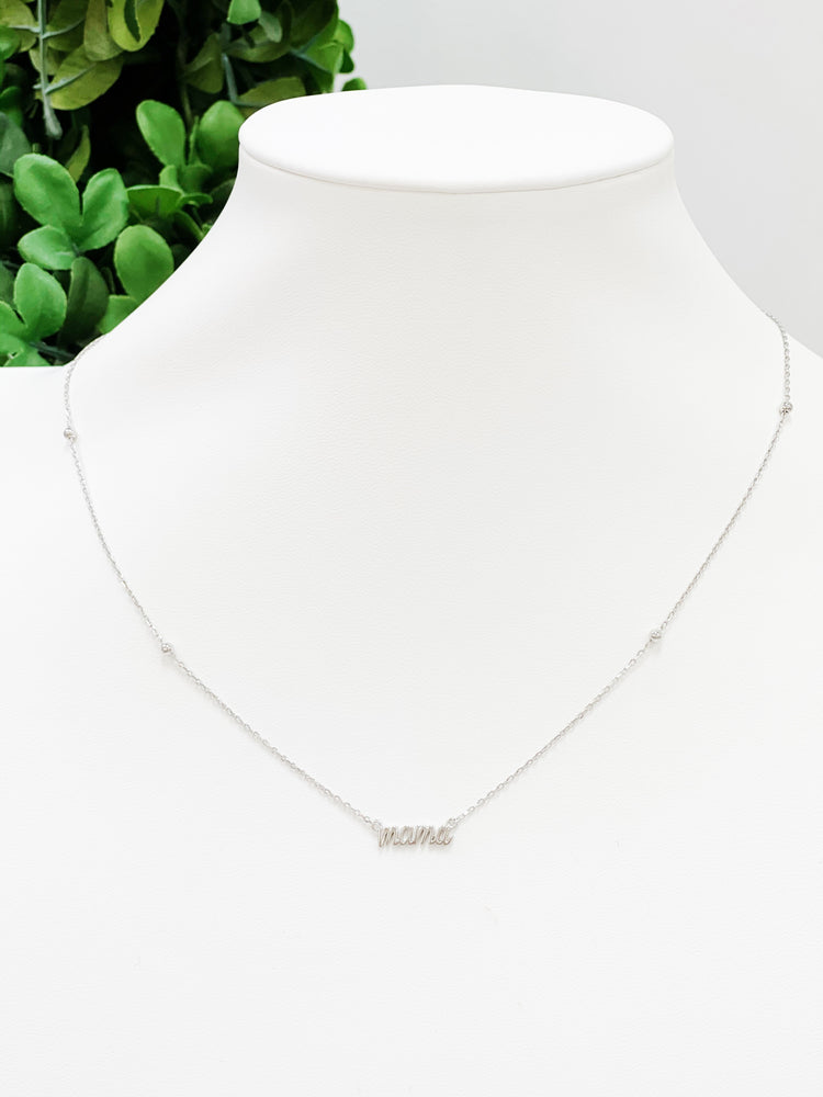 Special Mama Necklace