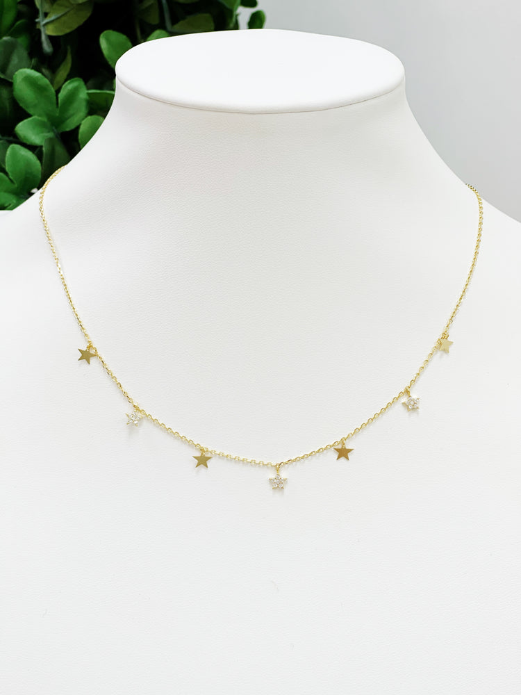 Star Gazing Necklace