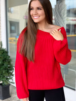 TOPS ON TOP SWEATER