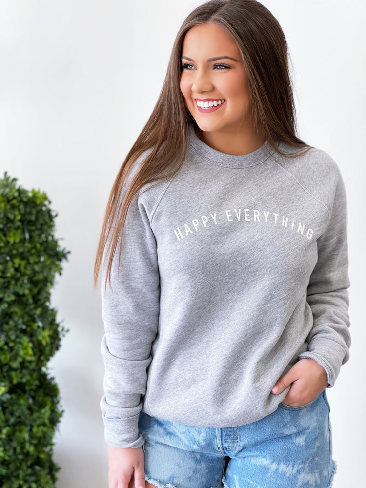Happy Everything Sweatshirt