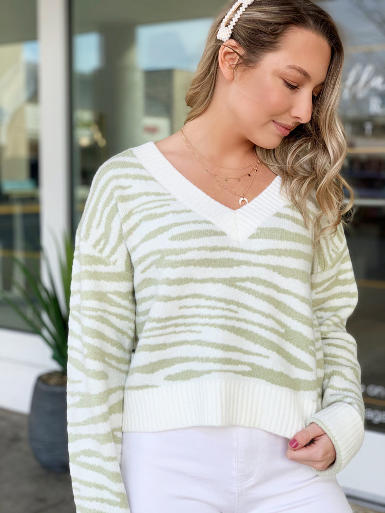 ANNMARIE SWEATER
