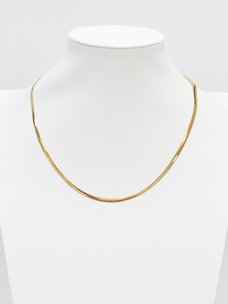 "18"" Snake Chain Necklace"