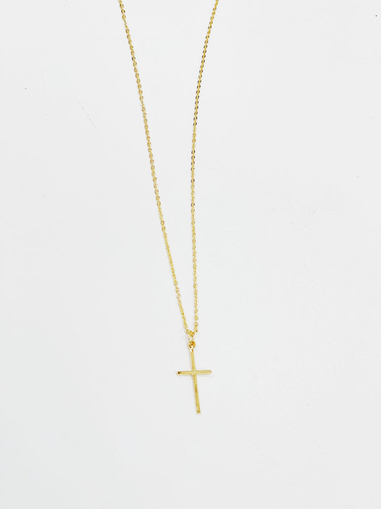 Cross of Faith Necklace
