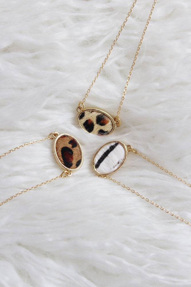 JUST A BUNCH OF ANIMALS NECKLACE