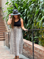 Island Time Skirt- Leopard