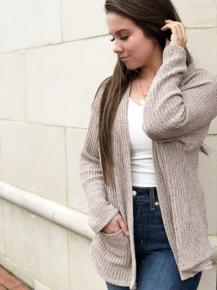 BEACH NIGHT CARDIGAN