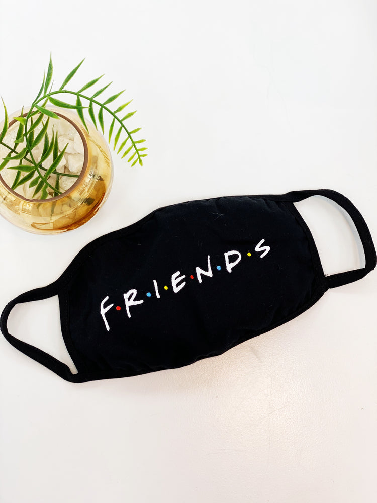 Friends Logo Mask