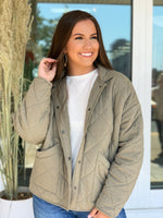 Maya Quilted Jacket