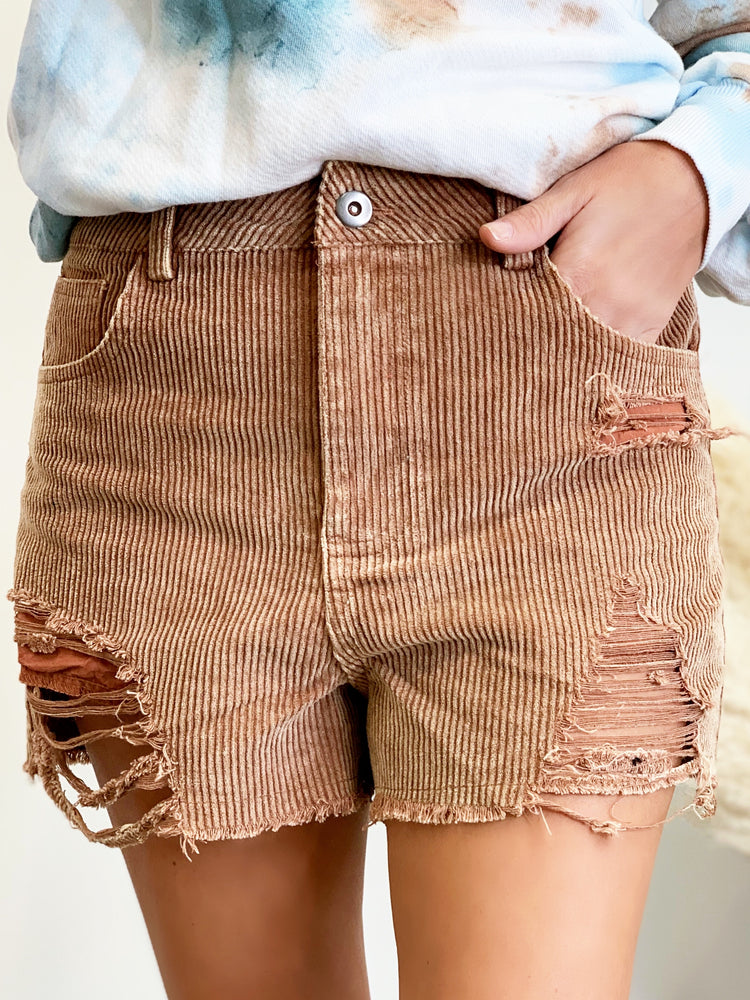 Fall Is Here Shorts