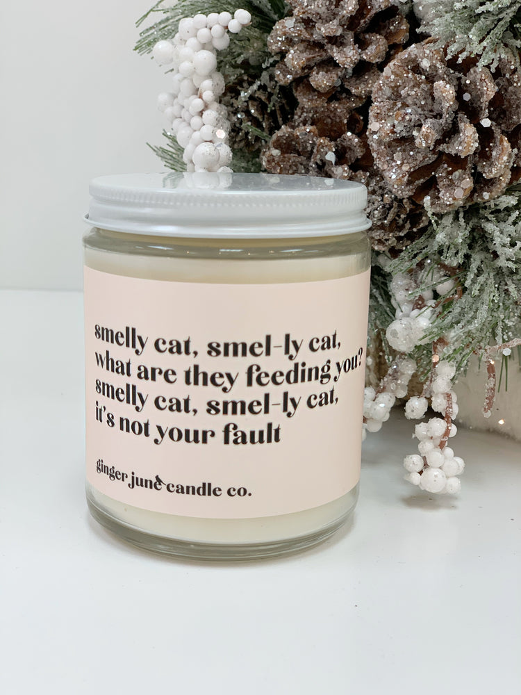 Smelly Cat, Smelly Cat Candle