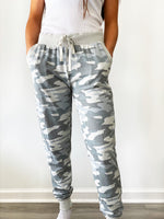The Camo Pant- Dusty Sage
