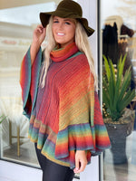 SPICED LATTE PONCHO