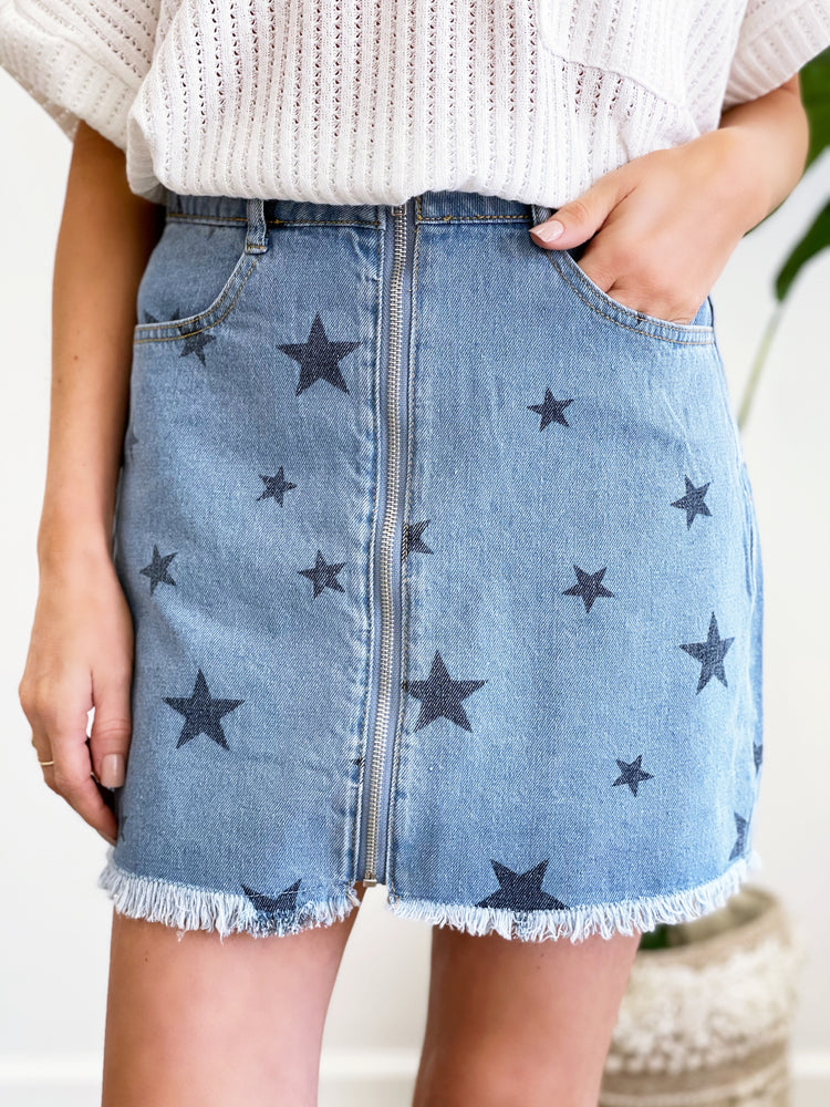 Shooting Star Skirt