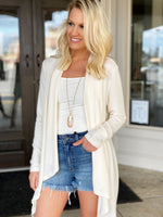 AMIE WATERFALL CARDIGAN