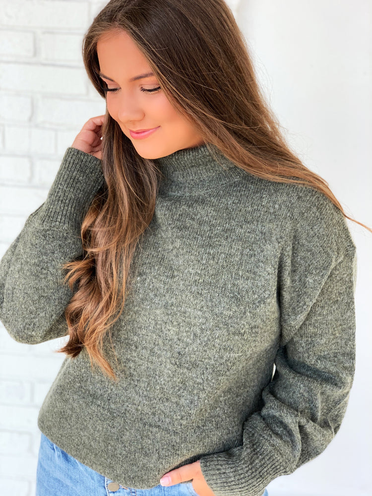 Willow Turtleneck Sweater