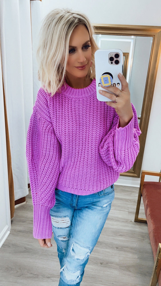 Mystery Sweater