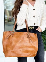 Iris Handbag- Brown