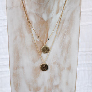 COIN TOSS NECKLACE