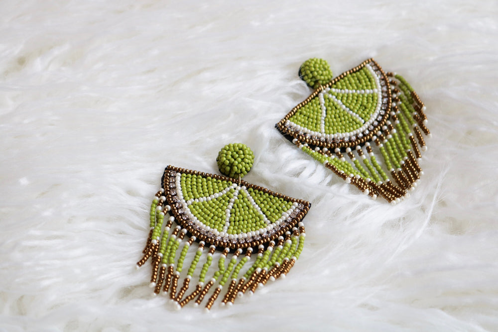 SUBLIME WEDGE EARRING