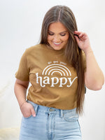 Go Get Your Happy Tee