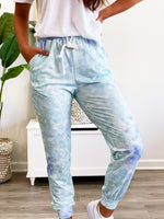 Addalyn Jogger- Blue