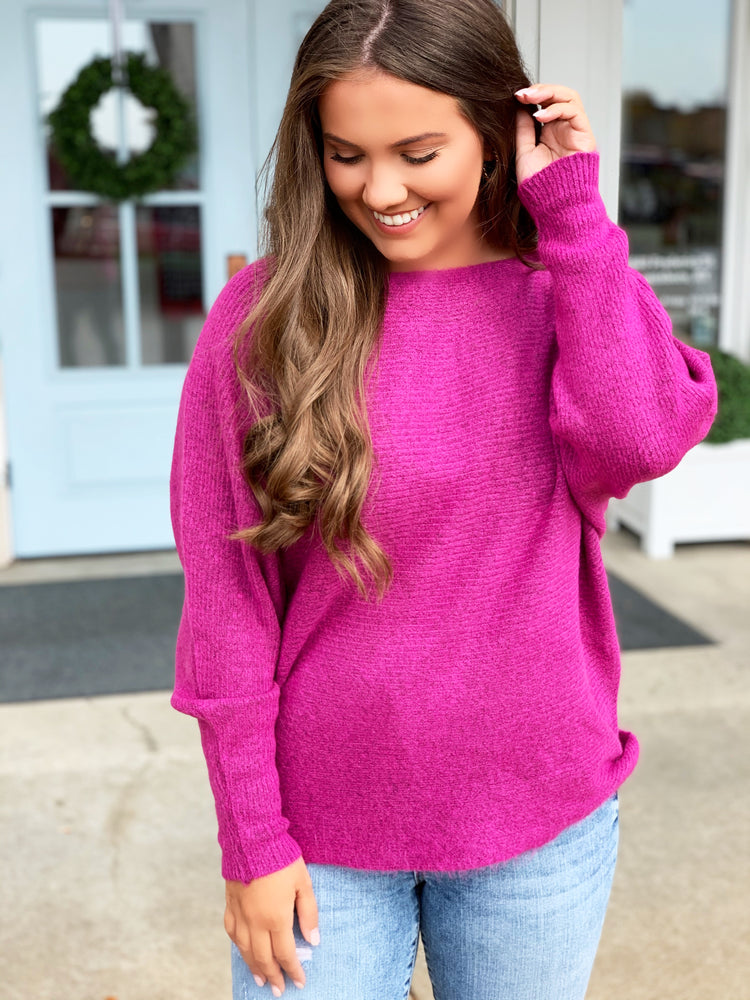 Take To The Limit Sweater