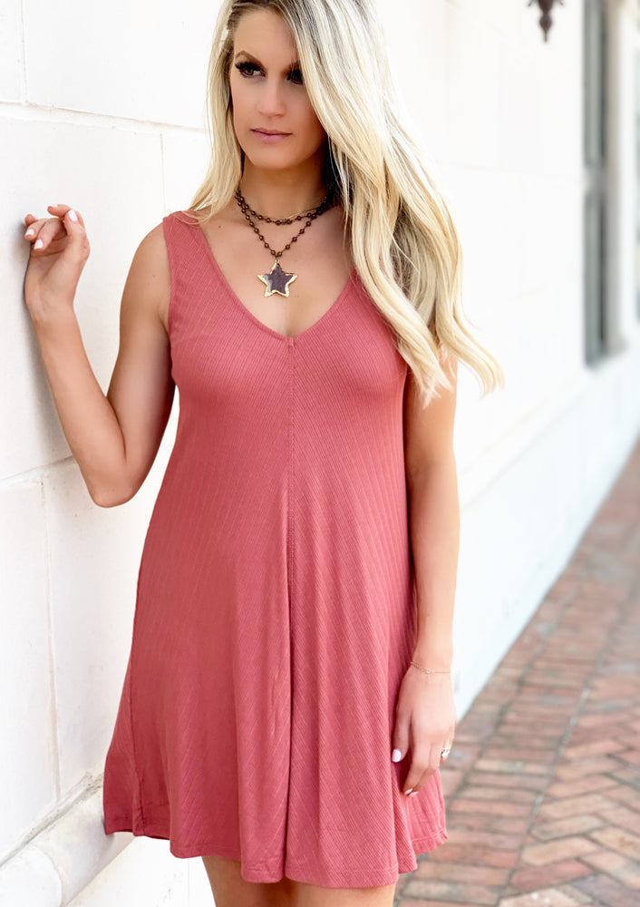 JOSLYN SWING DRESS