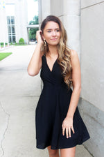 BRITTNEY HALTER DRESS
