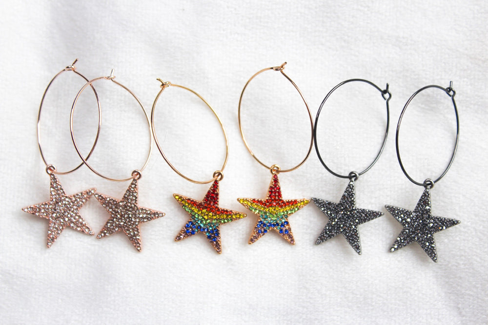 BEYOND THE STARS EARRING