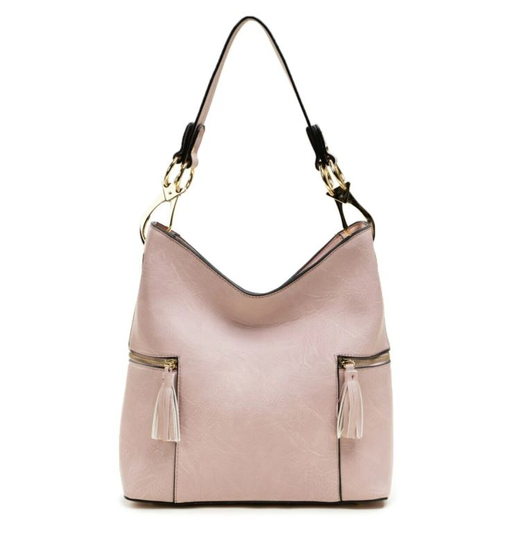 Rochelle Hobo Bag- Pink
