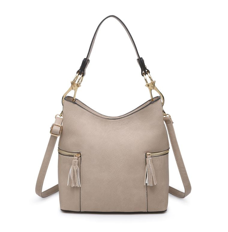 Rochelle Hobo Bag- Sand