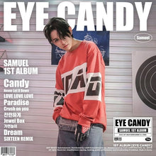 "SAMUEL ""EYE CANDY"""