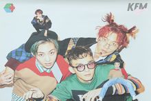 EXO CBX Poster