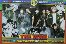 "EXO ""Power of Music"" Poster"
