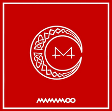 "MAMAMOO ""RED MOON"""